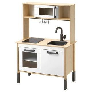 (譲ってください)IKEAのままごとキッチン 2000円