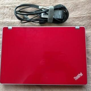 CORE i5搭載 「lenovo ThinkPad Edge1...