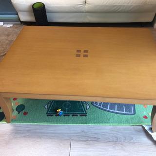 【ネット決済】こたつ机 ローテーブル