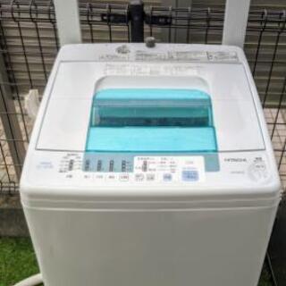 HITACH I洗濯機7キロ