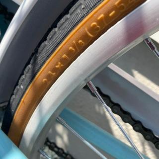 24インチ 自転車  ヘルメット付き - 西村山郡