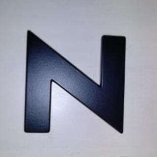 N-BOX マットブラックエンブレム