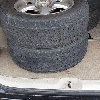 タイヤホイルの画像