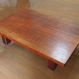 【取引先決定しました】座卓(ローテーブル) 差し上げます