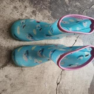 21cm 女の子 子供 長靴