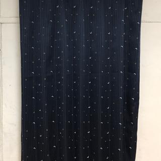 遮光カーテン&レースカーテンセット 100×180