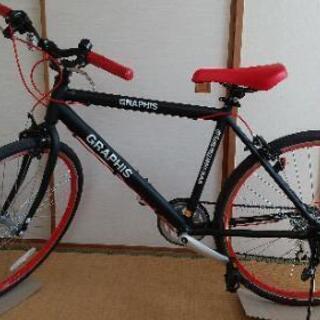 クロスバイク売ります