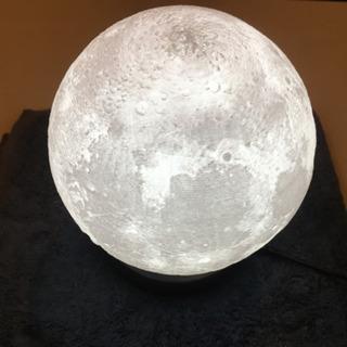 浮力式 月 間接照明