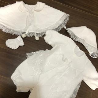 【ネット決済】セレモニードレス お宮参り 4点セット ベビー用品