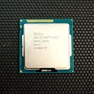 【ネット決済・配送可】【動作確認済み】Intel CPU Cor...