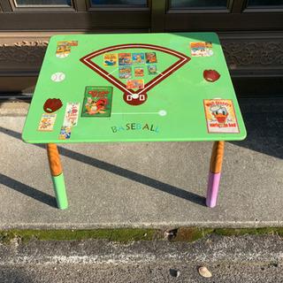 アメリカン子供用ベースボールテーブル