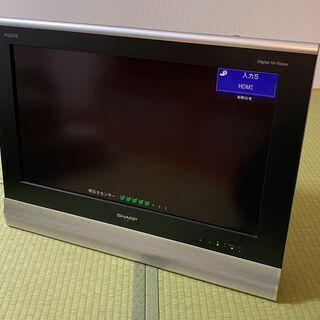 26インチテレビ SHARP  LC-26BD1