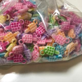 アイスキャンディー型 ハンドメイド パーツの画像