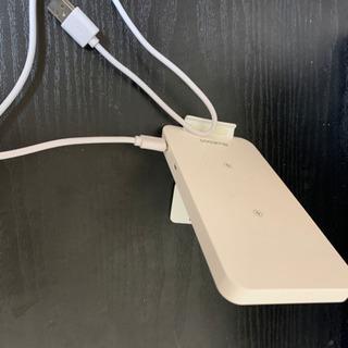 ワイヤレス充電機
