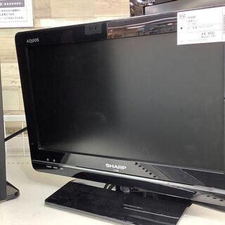 SHARP 液晶テレビ LC-16K5 2011年製 16インチ...