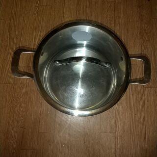 タマナシIH鍋24㎝.6.3ℓ