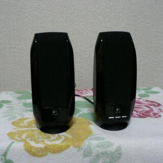 Logitec USBスピーカセット