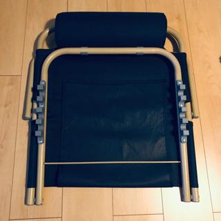 座椅子 ビーチチェア 折り畳み 5段階 リクライニング