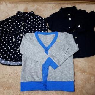 【美品!!】子供服3点セット 100サイズ 男の子用 キッズ