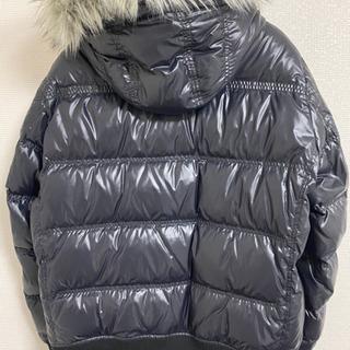 お値引 ユニクロ プレミアムダウンジャケット ブラック XL