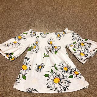花柄シャツ レディース 可愛いシャツ