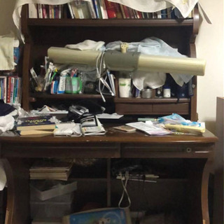 【あげます】❗️❗️名古屋市港区学習机