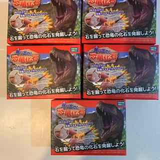 掘り出せ!恐竜化石