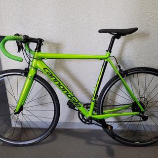 [値段下げ] キャノンデール ロードバイク (claris級)