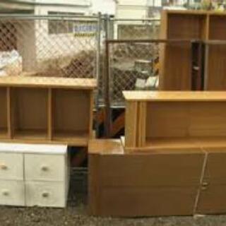 家具移動・粗大ごみの指定場所まで搬出します