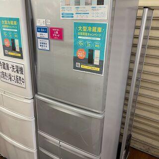 トウシバ 5ドア冷蔵庫 GR-43ZX 2011年製 42…