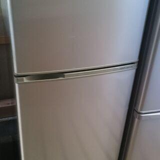 【中古】アクア 冷蔵庫 AQR-111B ㉚