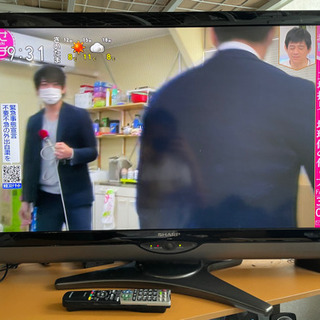 液晶テレビ40 SHARP LED AQUOS S SE1 LC...
