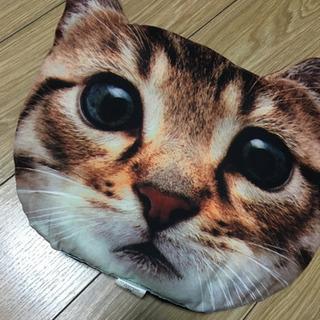 猫ちゃん クッション