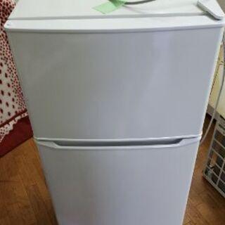 美品ハイアール冷凍冷蔵庫。2019年式。