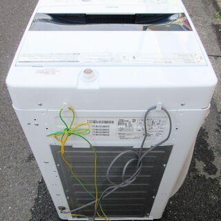 ☆ハイアール Haier JW-C55D 5.5kg 全自動電気洗濯機◆2020年製・風乾燥で干し時間を短縮 - 家電
