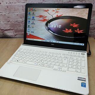 【爆速】NEC LS700/S◇第4世代 i7/SSD512GB...