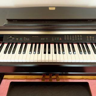 【ネット決済】【美品☆電子ピアノ】ヤマハ クラビノーバ 電子 ピアノ