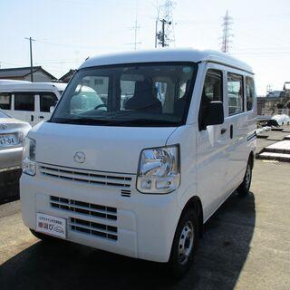 【ネット決済】軽バン専門店 マツダ スクラム 5速AGS 2WD...