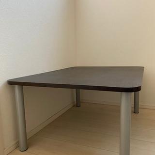 【ネット決済】木製ローテーブル