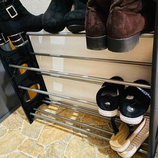 靴ラック💫