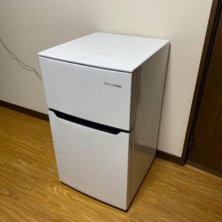 冷蔵庫 Hisense 2ドア冷凍冷蔵庫 HR-B95A 【20...