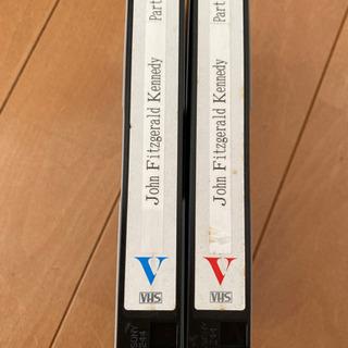 JFK VHS