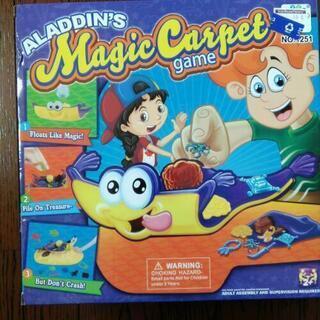 アラジン マジックカーペットゲーム