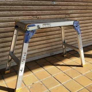 ハセガワ洗車台 DIY作業台