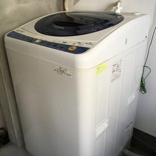 交渉中 パナソニック 洗濯機5.0k