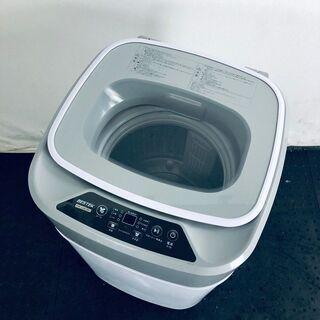 BESTEK 洗濯機 一人暮らし 中古 2017年製 全自動洗濯...