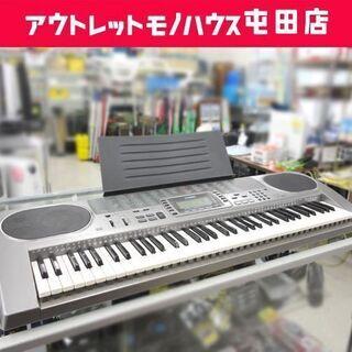 ►キーボード CASIO 73鍵盤 LK-80 カシオ 電子キー...