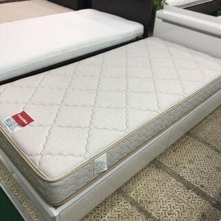 ニトリ フランスベッド シングルベッド②