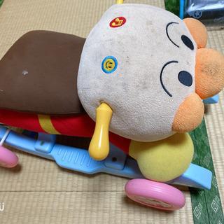 アンパンマン ゆらゆら 木馬玩具