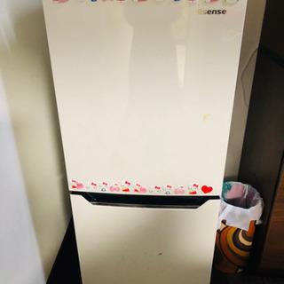 2016年製ハイセンス冷蔵庫